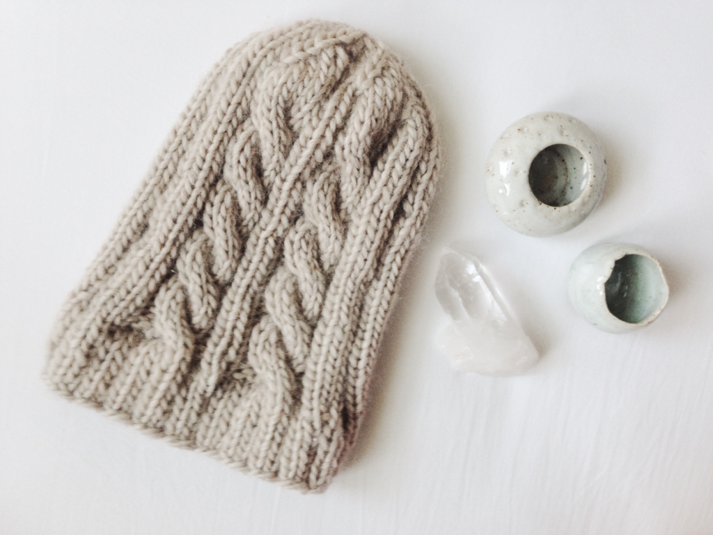 Anxious Makers Week 50: Knit a Thing